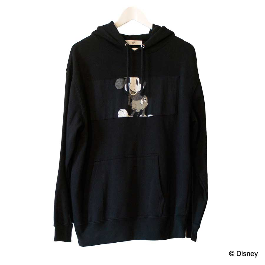 CLIPPING MICKEY HOODIE