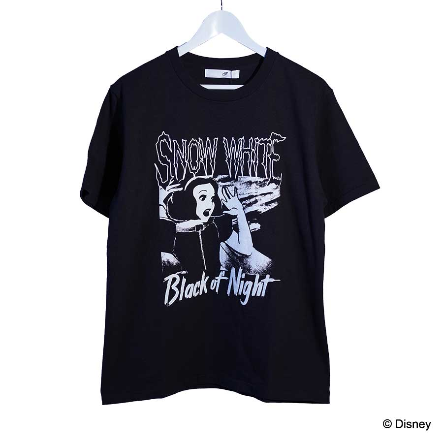 SNOW WHITE BLACK SERIES TEE